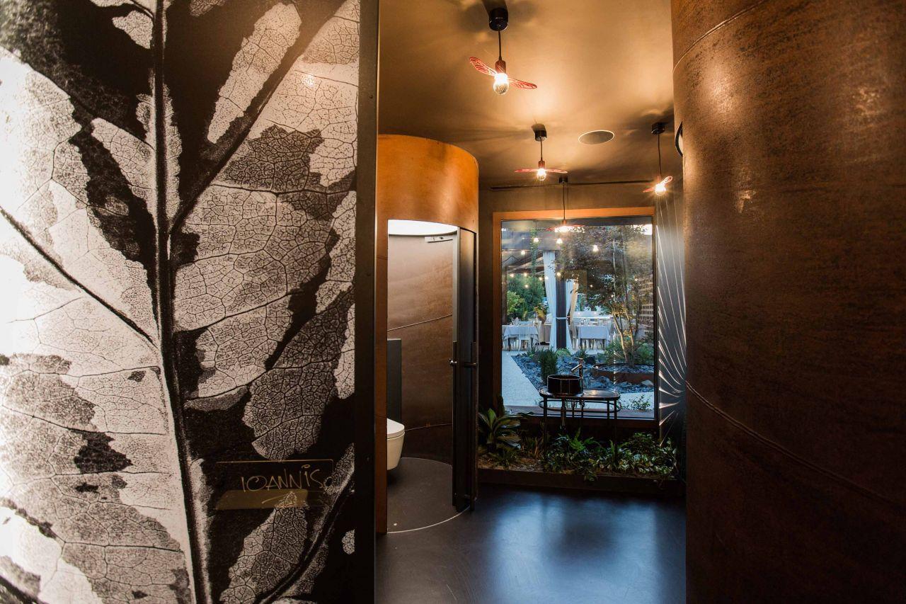 I nostri bagni: Rust Dreaming Bathroom